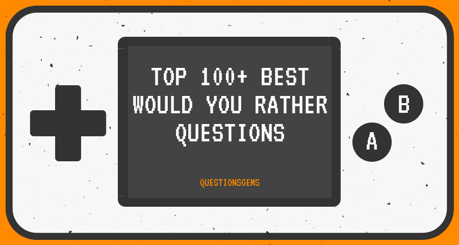 would you rather questions 2019