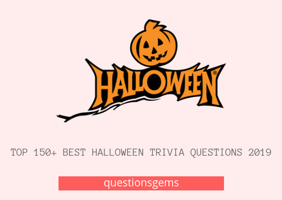 best Halloween trivia questions 2019