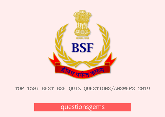 Best BSF quiz (questions/answers) 2019