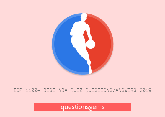 Best NBA Quiz Questions And Answers 2019