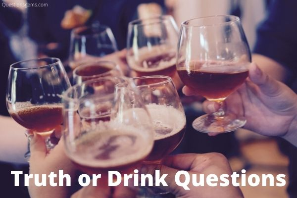 truth drink questions
