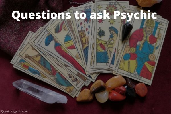 questions to ask psychic