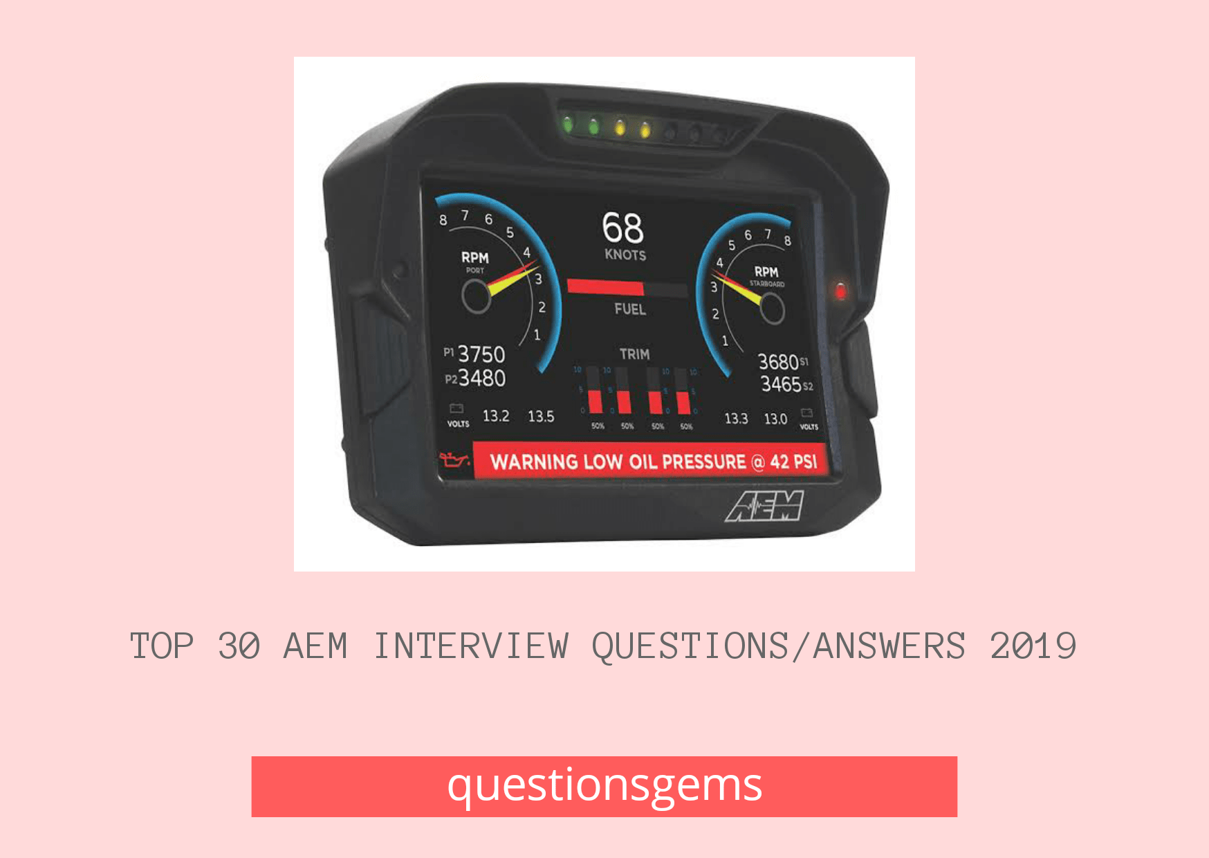 AEM Interview Questions And Answers 2019