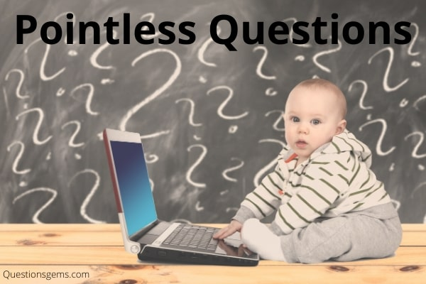 pointless questions
