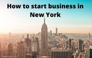 how to start business in new york
