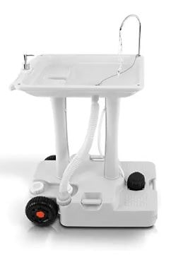 outdoor portable hand washing stations