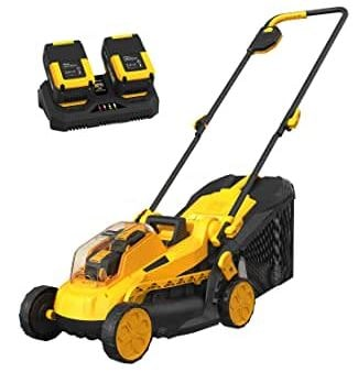 Electric Lawn Mowers Under 500
