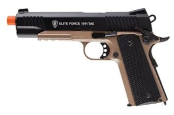 Electric Best Airsoft Pistols
