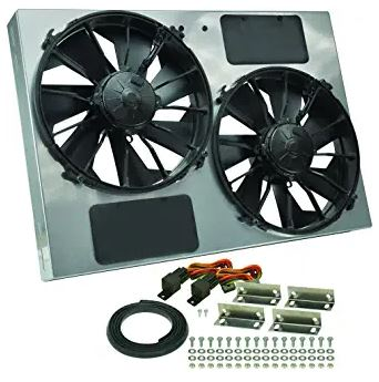 Top Electric Radiator Fans