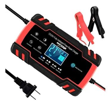Portable Best Car Battery Chargers